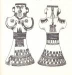 Klicevac figurine
