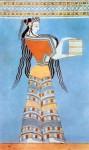 Myceanean woman