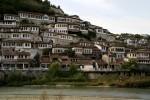 Berat - Mangalem Muslim quarter