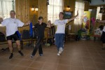 Dance lessons in Lepushi Hotel