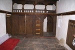 Inside Zekati house