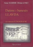 Book about the Llavda house, now ethnographic museum