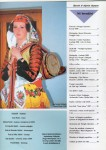 Sample content list QKVF magazine