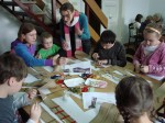 Workshop make your own belt for children