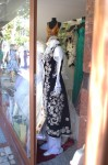 Shopping for wedding dress in Prizren