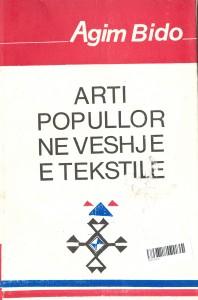 Arti popullor ne veshje e tekstile