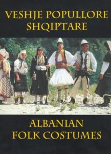 Veshje popullore Shqiptare - Albanian folk costumes V1