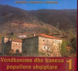 Vendbanime dhe banesa popullore Shqiptare 1
