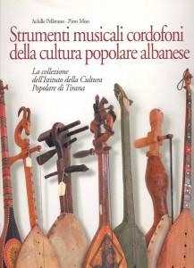 Strumenti musicali cordofoni della cultura popolare albanese