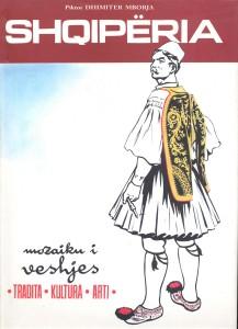 Shqipëria, mozaiku i veshjes