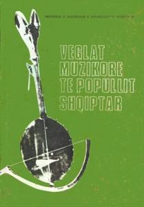 Veglat muzikore të popullit Shqiptar