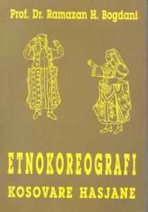 Etnokoreografi Kosovare Hasjane