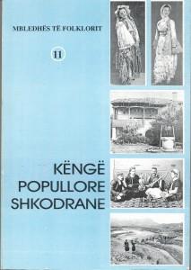 Këngë popullore Shkodrane