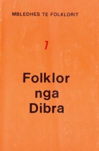 Folklor nga Dibra
