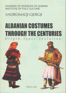 Albanian costumes through the centuries